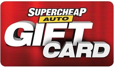 Supercheap Auto Gift Card $50 Email Delivery