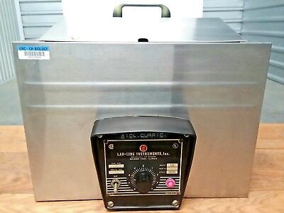 Lab-Line Instruments 3005-7 Stainless Steel Heated Water Bath 1000W 120V