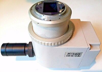 Nikon HFX-IIA Microscope Adapter For Camera
