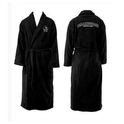 Collingwood Magpies AFL Youth Kids Dressing Gown Bath Robe Medium Birthday Gift