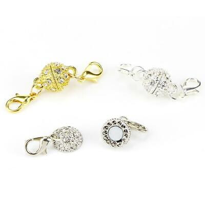 5pcs Magnetic Clasps Jewelry Making for Bracelet Necklace Making DIY Hooks