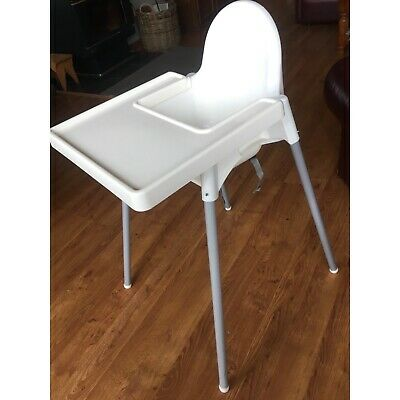 Ikea baby high chair..Antilop