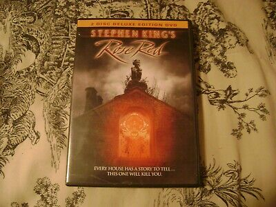 Stephen King's Rose Red DVD