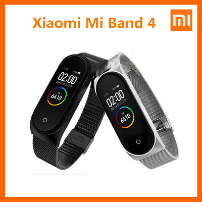 GLOBAL VERSION bluetooth 5.0 REAL Xiaomi Mi Band 4 Smart Watch Wristband Amoled