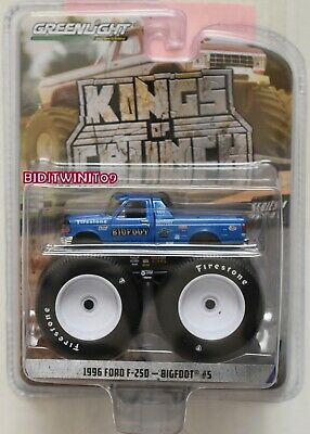 Greenlight Kings Of Crunch Series 4 1996 Ford F-250 - Bigfoot #5 Monster Truck