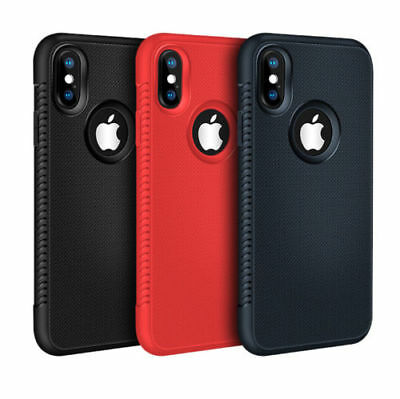 Genuine Original Hard Silicone Case Cover FOR Apple iPhone 6s/7/8 + X/XS Max XR