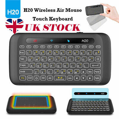 2.4G Mini Wireless Touchpad Keyboard keypad Air Mouse For PC Pad Android TV Box