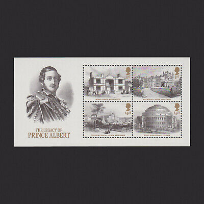 2019 Queen Victoria Miniature Sheet without Barcode