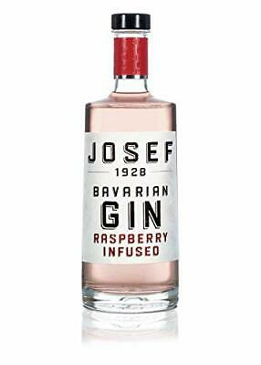 1 Flasche Josef Bavarian Gin RAPSBERRY INFUSED 1x0,50L 42% vol. LANTENHAMMER