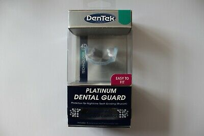 Dentek Platinum Dental Guard Protection For Nighttime Teeth Grinding (Bruxism)