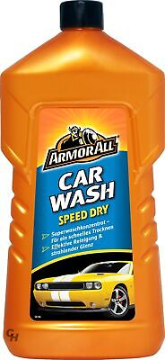 5x ARMOR ALL Car Wash Speed Dry 1.000 ml