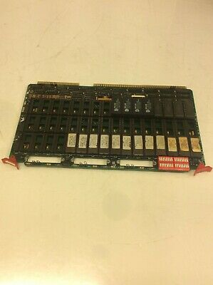 Hurco / Micro Memory MM8800 Memory Board, 91471-C OFF HURCO BMC40 SLV, Used