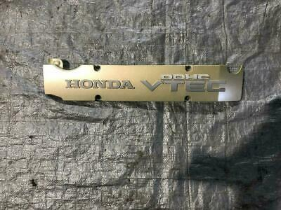 Honda Genuine Spark Plug Ignition Coil Cover S2000 F20C F22C Gold 12331-Pzx-A00