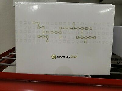 Ancestry.com DNA Test Kit. New Factory Sealed Package