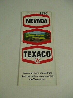 Vintage 1970/'s Fillup Texaco Gas Station Travel Hanging Bag Red w//Package NEW
