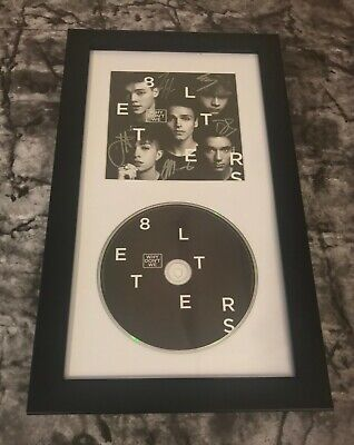 GFA 8 Letters Boy Band * WHY DON'T WE * Signed Framed CD Booklet W3 COA