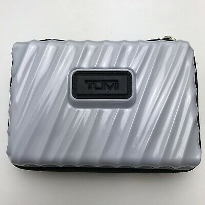 TUMI For Delta Amenity Cosmetic Shaving Hard Case Case & Mask Only Pictures #162