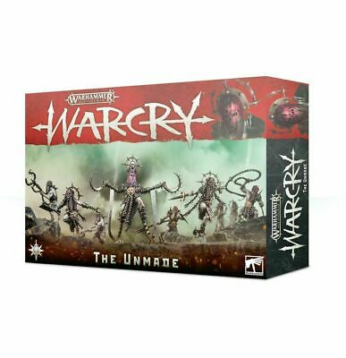 Warcry: The Unmade Faction Warhammer Age of Sigmar ChaosOrc Superstore