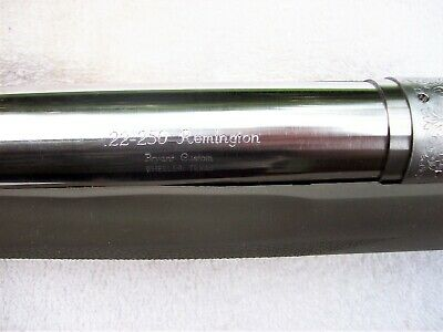 WILSON ARMS  224 8 twist Stainless #2 Select Match Barrel