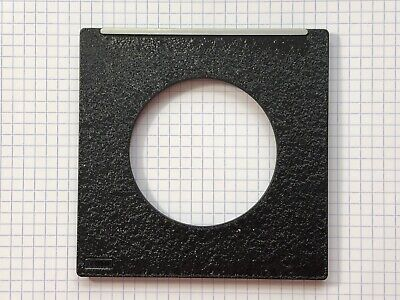 As new: Toyo 110mm x 110mm Lens Panel Copal 3