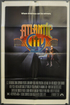 ATLANTIC CITY NEW JERSEY SKYLINE GLOSSY POSTER PICTURE PHOTO BANNER aerial 3508