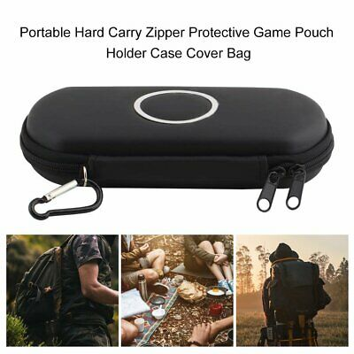 Hard Carry  Case Bag Game Pouch For PSP 1000 2000 3000 NU