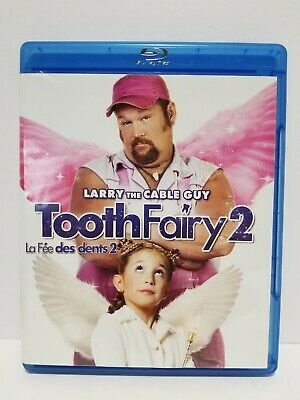 Tooth Fairy 2: Blu-ray movie - Canadian - NO SCRATCHES - tested + Warranty