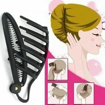Styling Hair-clip Tool Office Lady Braided Hair Device Hair Accessory For Women