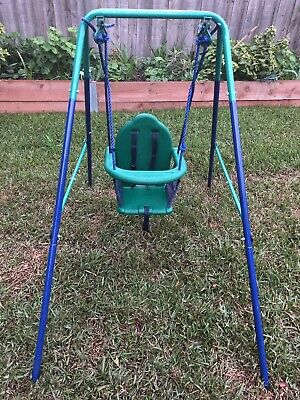 Baby Swing Set Indoor Or Outdoor