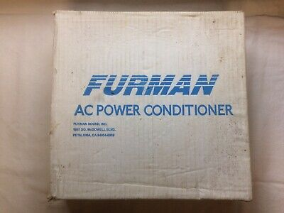 Furman AC Power Conditioner AC-215 *New* Surge Protector
