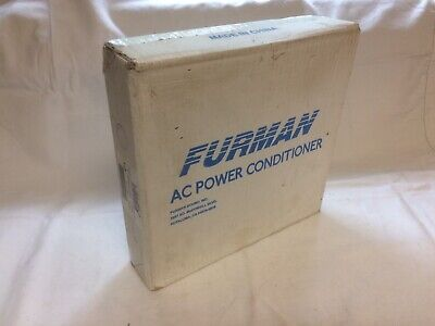 Furman AC Power Conditioner AC-215 *New open box* Surge Protector