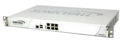 SonicWall NSA 2400 6-Port VPN Security Firewall Appliance 6MthWty Tax Invoice