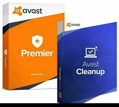 🔥AVAST PREMIER / Internet Security 2019 +Cleanup (6 devices
