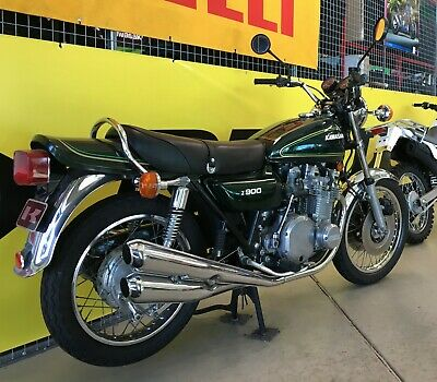 Kawasaki Z900 A4 1976 Australian Delivered Exc Cond Unrestored 38,019 Km Rare