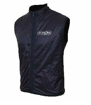 Proskins Windproof Motorcycle Base Layer Gilet Jacket Top Size Small Sale *