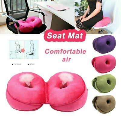 Dual Comfort Cushion Lift Hips Up Seat Cushion FREE SHIPPING  LG