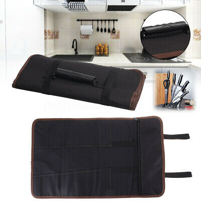 14 POCKET Chef Knife Bag Roll Bag Carry Case Kitchen Bag Portable Storage