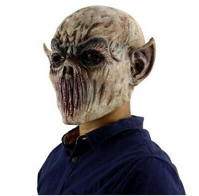 Festival Party Supplies Halloween Latex Mask Horrifying For Masquerade Costume