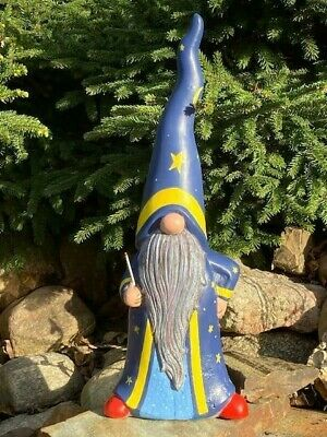 Mould To Make This Cute Gnome, Wizard Ornament, Garden Or Home