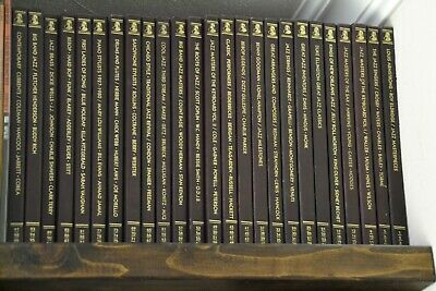 Complete 25 Box Set Franklin Mint The Greatest Jazz Recordings Of All Times-100