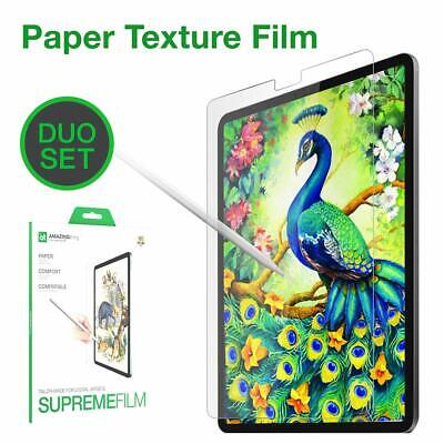 Paperlike Screen Protector Compatible with iPad Pro 12.9 inch 2 Pack