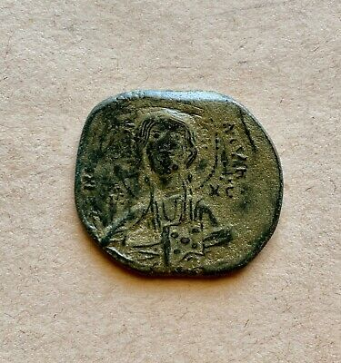 Anonymous large byzantine bronze follis. A very nice coin!
