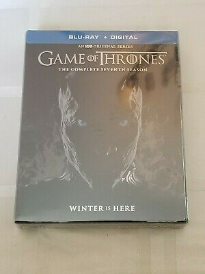 Game Of Thrones The Complete Seventh Season Blu Ray / Digital New