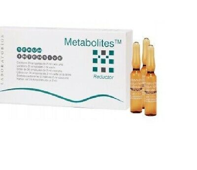 Metabolite Obesidad  ,  Serun Intensive 20 Ampollas De 2Ml Injectable