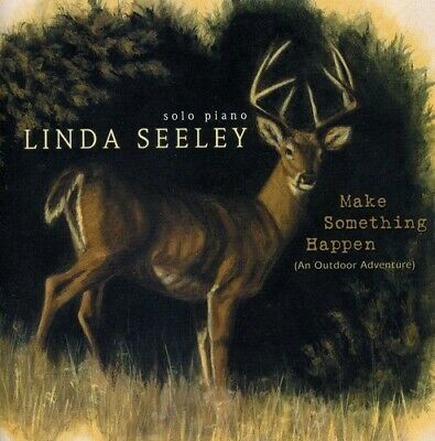Make Something Happen - Linda Seeley (2003, CD NEUF)