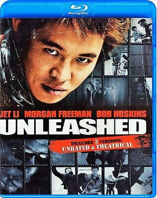 Unleashed (Jet Li) - Unrated & Theatrical *New Blu-Ray*