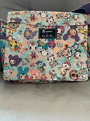 Pre-owned Jujube Ju-ju-be Tokidoki Better Be Perky Toki Messenger Bag