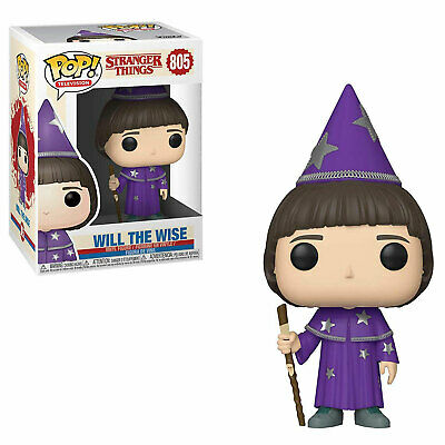POP- Stranger Things - Will the Wise