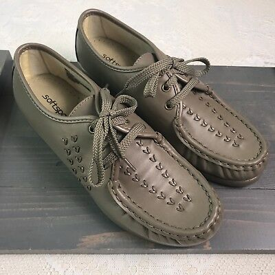 38db75217bd86 SOFTSPOTS WOMEN'S SHOES ~ Bonnie Lite ~ Size 9W Wide ~ Taupe ~ EUC