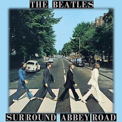The Beatles - Abbey Road DTS-CD [1-CD] True 5.1 Surround Mix Plus 9 Bonus 50 Box